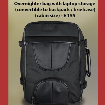 Bag With Laptop Storage